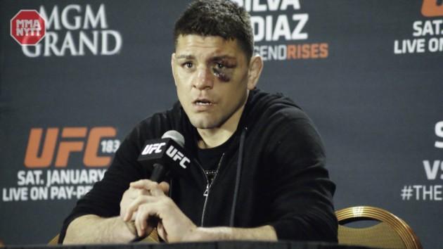"""Nick Diaz om Conor McGregor mot Nate: """"Min bror kommer inte slå honom i ansiktet före matchen"""""""