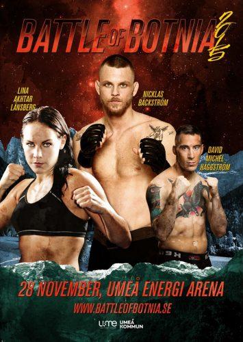 Poster Batlle of Botnia 2015