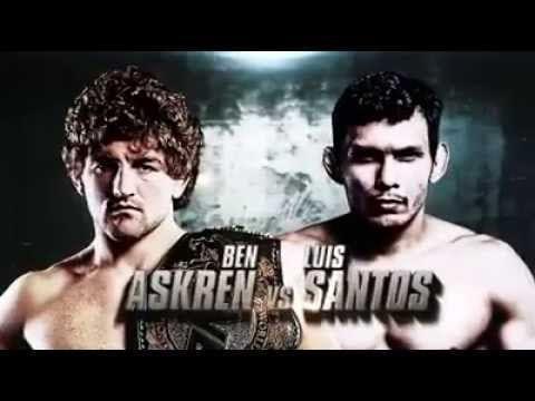 Se det andra avsnittet av Uncaged: Askren vs Santos