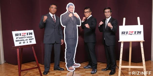 Rizin Fighting Federation offentliggör flera rekryteringar – Kron Gracie en av dem