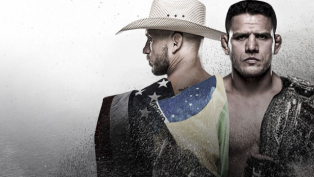 UFC on FOX 17: dos Anjos vs Cerrone II – Resultat
