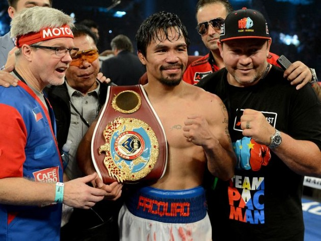 "Manny Pacquiao: ""They are to be put to death"""