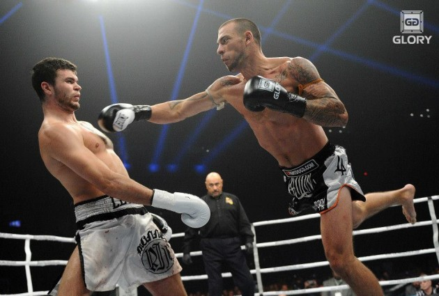 Joe Schilling vill ha en rematch mot Melvin Manhoef