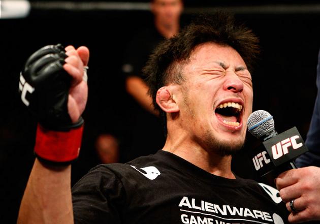 Tatsuya Kawajiri får ny motståndare – möter debutanten Jason Knight på TUF 22-finalen