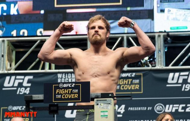 Gunnar Nelson ger sin åsikt om en rematch mellan Conor McGregor och Nate Diaz