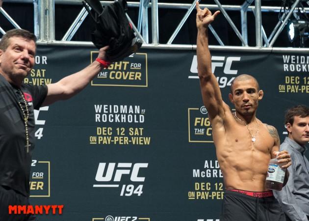 Video: Inför UFC 200 – Inside The Octagon: Jose Aldo vs. Frankie Edgar