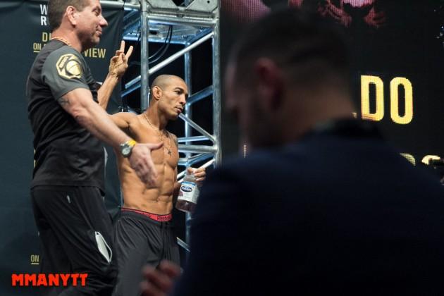 Diskussion: Är Jose Aldos MMA-karriär över?