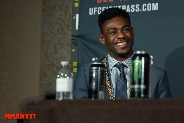 Aljamain Sterling klar för ny match på UFC on FOX 24