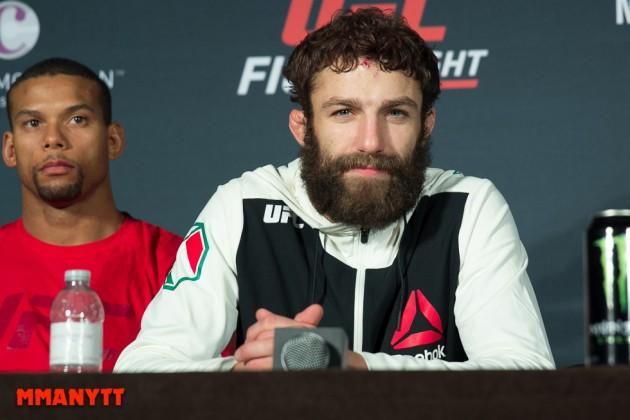 Matchmäklarna: UFC on FOX 19 – Underkortet