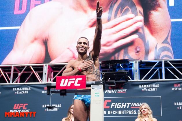 """Danny Roberts till MMAnytt: """"Min UFC-debut kunde inte ha gått bättre"""""""