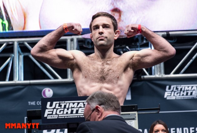 Ryan Hall har fått en match bokad på UFC Fight Night 91