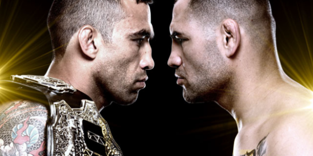 UFC 196: Werdum vs Velasquez II – Extended Preview