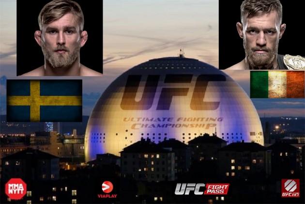 UFC-Schema och guide hur du ser alla UFC-galor