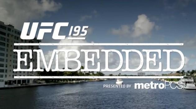 UFC 195: Embedded avsnitt 4