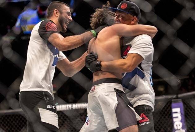 """BJJ-Bloggen: Är Brian """"T-City"""" Ortega framtiden för jiu jitsu inom MMA?"""