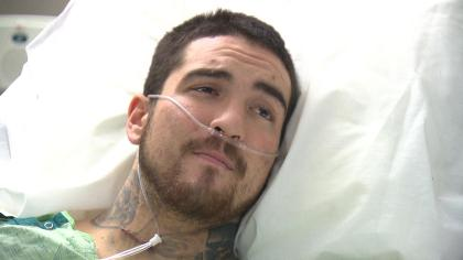 MMA-fighter förlamad efter polisingripande