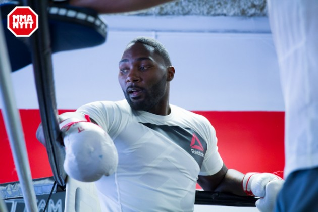 UFC 202: Anthony Johnson vs. Glover Teixeira – Livestatistik och Resultat