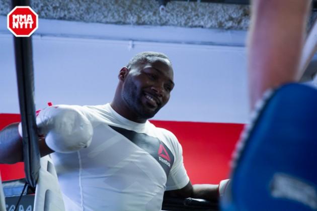 Video: Anthony Johnsons knockoutseger mot Ryan Bader