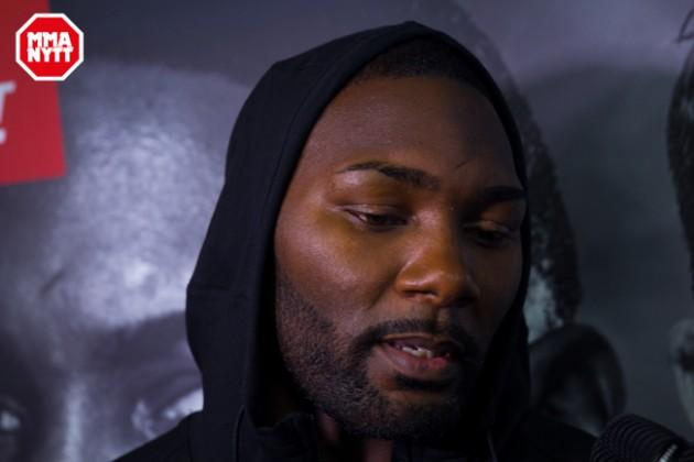 Anthony Johnson drar sig ur mötet med Glover Teixeira vid UFC on Fox 20
