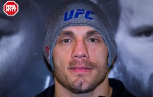 Jake Ellenberger inför UFC On Fox 18 Foto Mazdak Cavian