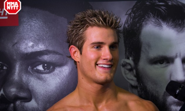 "Sage Northcutt: ""I'm supposed to use UFC as a vehicle to spread the gospel of Jesus"""