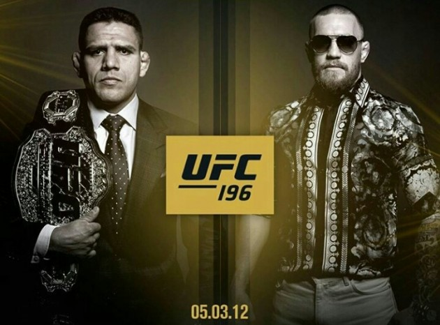 UFC Free Fight inför UFC 196: dos Anjos vs. McGregor, Chad Mendes vs. Conor McGregor