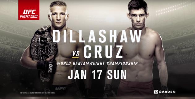 UFC Fight Night 81 bonusarna: Cruz, Dillashaw, Herman samt Sanders får 50000 dollar vardera