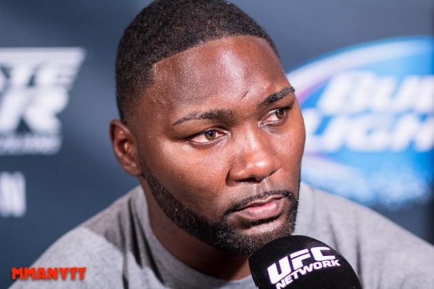 """Anthony """"Rumble"""" Johnson beredd att vänta på en titelmatch i lätt tungvikt: """"Den största fighten i mitt liv"""""""