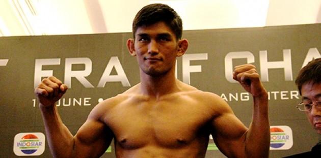 Burmesiske mellanviktaren Aung La N Sang möter Mohamed Ali vid ONE Championship: Union of Warrios i mars