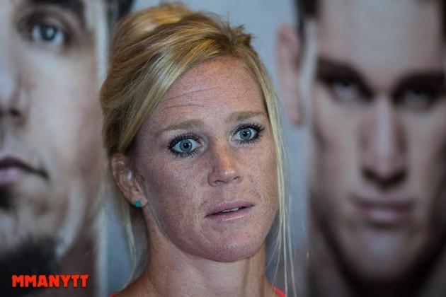 Kvällssvepet: Tyron Woodley tycker att Holly Holm bör ta en paus från sporten