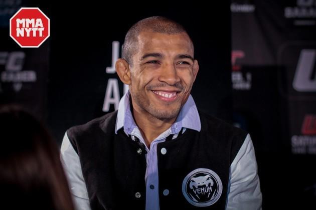 """Jose Aldo: """"Conor McGregor kommer inte att ha något UFC-bälte alls vid årets slut"""""""