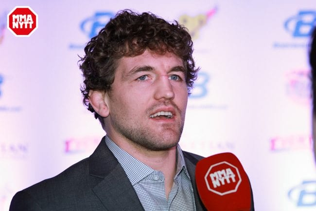 MMA AWARDS Ben %22Funky%22 Askren FIGHTERS ONLY THE PALAZZO THE VENETIAN LAS VEGAS NEVADA MAZDAK CAVIAN Copyright  MMAnytt.se 2016-52