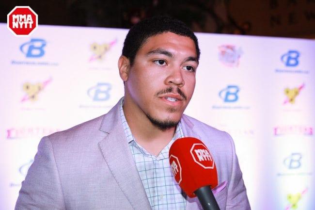 MMA AWARDS DANIEL DURAN FIGHTERS ONLY THE PALAZZO THE VENETIAN LAS VEGAS NEVADA MAZDAK CAVIAN Copyright  MMAnytt.se 2016-15