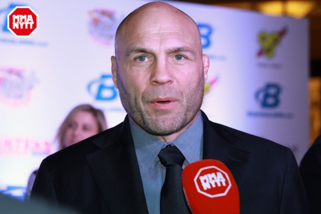 Video: Randy Couture gästar The Fighter and The Kid