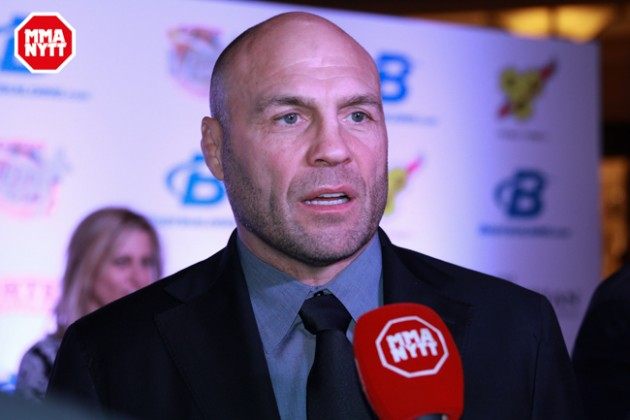 Video: MMAnytt intervjuar legendaren Randy Couture