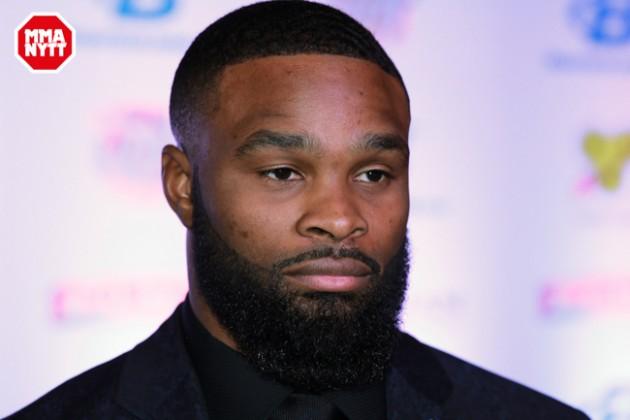 """Tyron Woodley har upplevt rasism från fans efter vinsten av UFC-bältet: """"Har kallats det ena och det andra"""""""