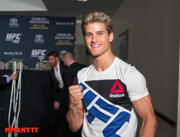Sage Northcutt möter Enrique Marin på UFC 200: Diaz vs. McGregor II
