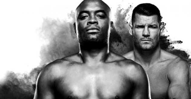 Video: Fight Night London: Silva vs Bisping – Tower Bridge Face-off