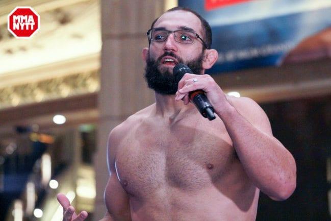 UFC FIGHT NIGHT 82 JOHNY HENDRICKS  LAS VEGAS NEVADA MAZDAK CAVIAN Copyright  MMAnytt.se 2016
