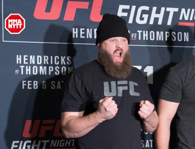 Rykte: Roy Nelson möter Derrick Lewis på UFC 197