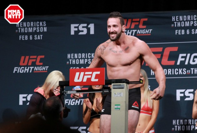 Devin Clark möter Alex Nicholson under UFC Fight Night 91