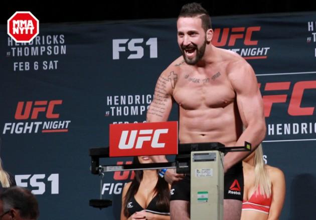 UFC släpper uttalande om Alex Nicholsons rasistiska uttalande
