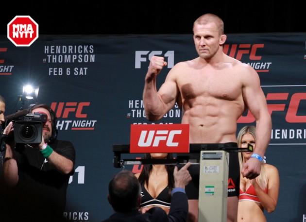 """Inget nytt UFC-kontrakt för Misha Cirkunov – Dana White: """"I'm done""""."""
