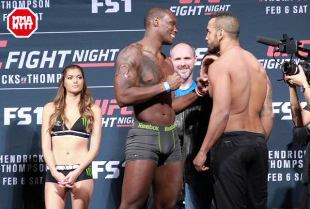 "Ovince ""OSP"" Saint Preux: Fighting-porträtt inför UFC 197"