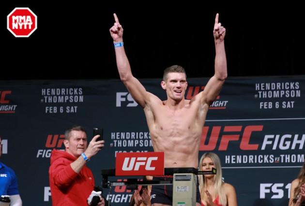 Video: UFC Fight Night 89 – Höjdpunkter från dagens Open Workouts