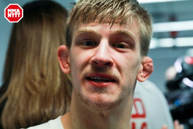 Arnold Allen borta från matchen mot Mirsad Bektic UFC 204