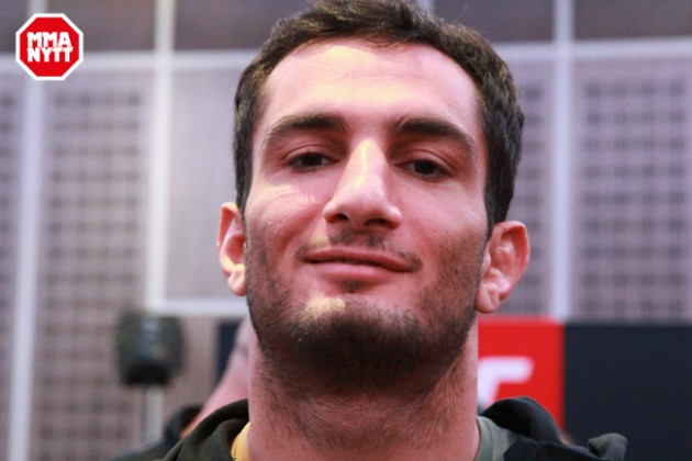 "Gegard Mousasi om Michael Bisping: ""Everybody knows I would be the favourite"""