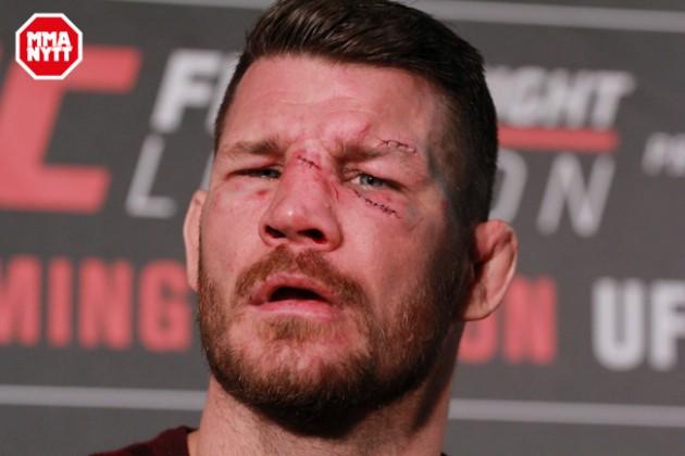 UFC 204: Michael Bisping tar hem ett femronderskrig mot Dan Henderson
