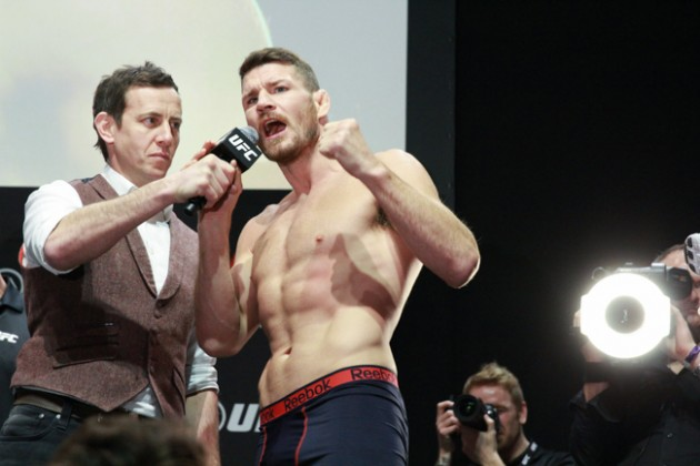 "Kvällssvepet: Bisping om Woodley vs Thompson: ""If theyre the best I will fuck up GSP"""