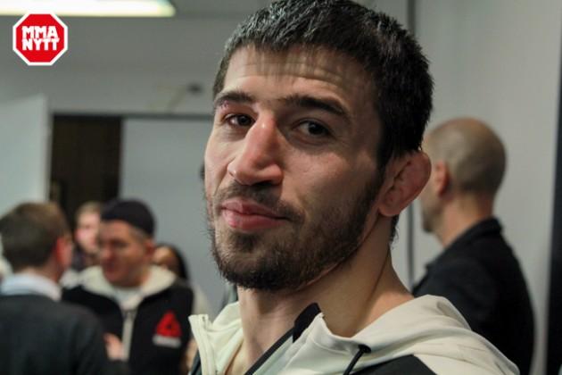 """Rustam Khabilov: """"Jag vill tävla i USA, men visumproblem hindrar"""""""